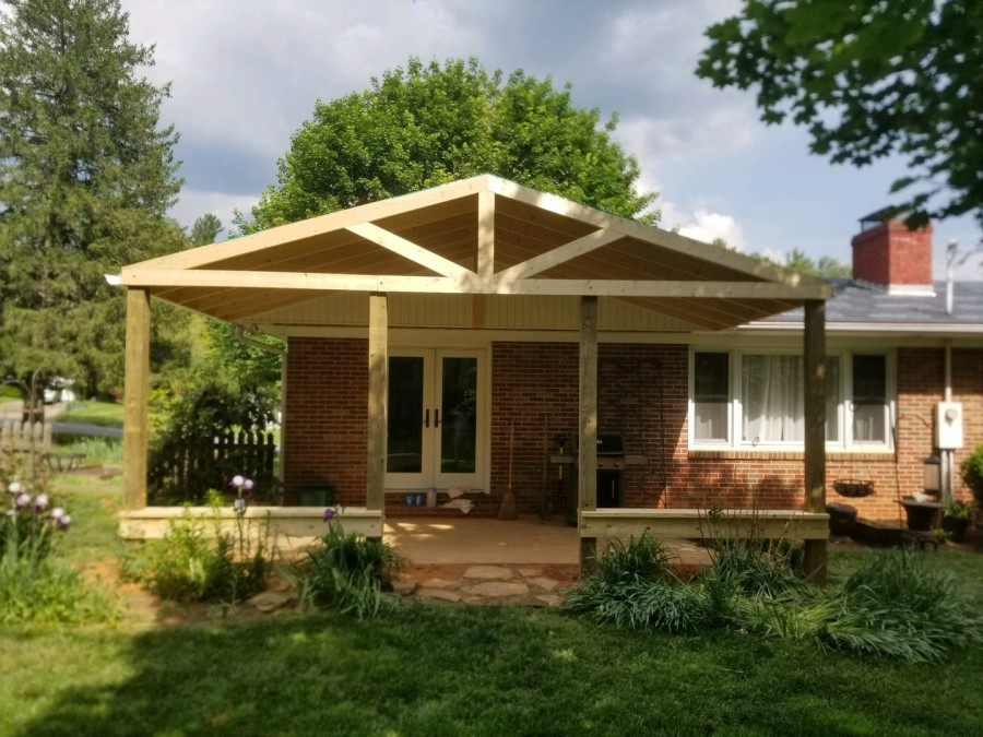 Weather Tamer Home Improvements Patio Covers And Deck Roofs